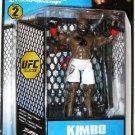 UFC Jakks Series 2 Bring It On Build the Octagon Kimbo Slice Action Figure Toys R Us Exclusive New
