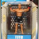 UFC Jakks Series 2 Bring It On Build the Octagon TITO ORTIZ Action Figure Toys R Us Exclusive New