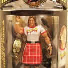 WWE Jakks Pacific Best Of Classic Superstars Rowdy Roddy Piper Action Figure with Title Belt New