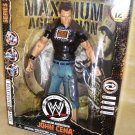 WWE Jakks Pacific MAXIMUM Aggression 12 Inch Series 3 JOHN CENA SUPER ARTICULATED Action Figure