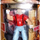 WWE Jakks Pacific Classic Deluxe Superstars Series 8 Chainsaw Charlie Terry Funk Action Figure New