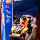 Lego Racers ( 8360 ) Yellow Track Racer 23 Pcs NEW