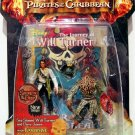 Disney Pirates Of The Carribean Secrets of The Deep Sea Slimed Will Turner & Davy Jones New