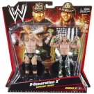 WWE Mattel Supreme Teams Series 5 D-Generation X Shawn Michaels & Triple H Action Figure 2-PacK