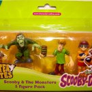 Scooby-Doo Mystery Mates: Scooby-Doo, Creeper, Shaggy, Velma  & Frankenstein's Monster (series 2)