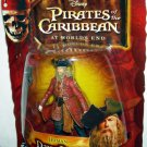 Disney Pirates of the Caribbean At Worlds End Series 3 Captain Human Davy Jones Action Figure New
