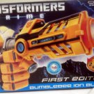 Hasbro Transformers Prime First Edition Bumblebee Ion Blaster Lights & Sound New
