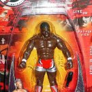 WWE Jakks Backlash Final Encounter Shelton Benjamin Action Figure with Belt April 18, 2004 Raw New