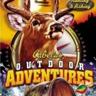 Cabela's Outdoor Adventures (Nintendo GameCube, 2005) New Game
