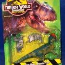 Kenner Jurassic Park The Lost World Pachycephalosaurus Action Figure Code Name Ram Head Site B NEW