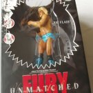 WWE Jakks Pacific Unmatched Fury RIC FLAIR Platinum Edition Series 4 Limited Edition Figure NEW