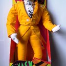 Hasbro Jim Carey The Mask from Zero to Hero Poseable Doll with Pop-out Eyes and Tongue New