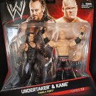 WWE Mattel Wrestling Family Fury Series 11 Undertaker & Kane Action Figure 2-Pack