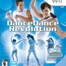 DDR Series Dance Dance Revolution Bundle (game & dance pad) for Nintendo Wii NEW