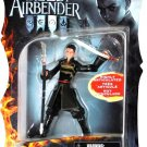 """Spin Master Avatar """"The Last Airbender Movie """" ZUKO 4"""" Action Figure with Sword & Staff New"""