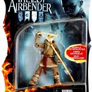 """Spin Master Avatar """"The Last Airbender Movie """" Winter SOKKA 4"""" Action Figure with Boomerang & Spear"""