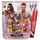"WWE Mattel Battle Pack Series 14 ""Macho Man"" Randy Savage vs CM Punk Action Figure 2-Pack"