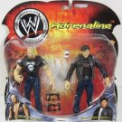 WWE Jakks Pacific Adrenaline Series 3 Stone Cold Steve Austin & Eric Bischoff Action Figure 2 Pack