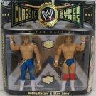 WWE Jakks Exclusive Classic Series 6 Midnight Express Bobby Eaton & Stan Lane Action Figures