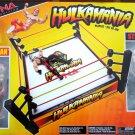 TNA Jakks Pacific wrestling Hulkamania Playset with Articulated Hulk Hogan & Sting Action Figures