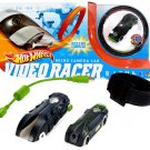 Hot Wheels Micro Camera Car Video Racer Playset with Black Protective Action Case, Black Car