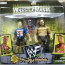 WWF Wrestlemania 2000 Grudge Match Big Show & Stone Cold Action Figures New
