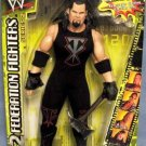 "WWF WWE Jakks Pacific Federation Fighters F2 Wrestlemania Series 2 Undertaker 12"" Action Figure New"