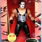 "WCW Limited Edition Signature Series KB Exclusive 12"" inch Sting Poseable Action Figure New"