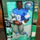 "Kenner 1999 NFL Starting Lineup 12"" inch - Detroit Lions - Barry Sanders - Action figure NEW"