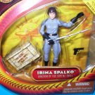 Hasbro Indiana Jones Movie Action Figure Irina Spalko [ Kingdom of the Crystal Skull ] New