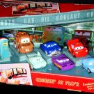 Disney Pixar Cars Mini Adventures Cruisin' At Flo's Exclusive 6-Gift Pack World of Cars New