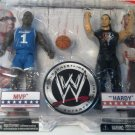 WWE Jakks Pacific Wrestling Adrenaline Series 29 MVP & Matt Hardy Action Figure 2-Pack New