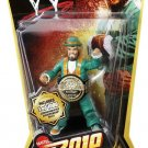 WWE Mattel Wrestling Best of 2010 HORNSWOGGLE Action Figure with Commemorative Belt 1 of 1000