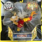 WWF WWE Jakks Final Count  Hulk Hogan vs Triple H Action Figure 2-Pack ( Pedigree ) New
