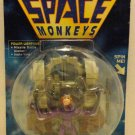 Mattel Captain Simian and The Space Monkeys SPYDOR Action Figure with Accessories New