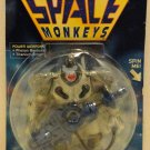 Mattel Captain Simian and The Space Monkeys GOR-ILLA Action Figure with Accessories New