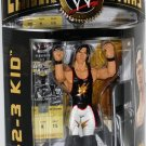"WWE Jakks Pacific Wrestling Classic Superstars Series 11 "" 1-2-3 Kid "" 123 Action Figure New"
