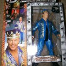 """WWE Jakks Pacific Wrestling RAW Tenth 10th Anniversary  Jerry """"The King"""" Lawler Action Figure New"""
