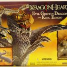 Kenner Dragonheart Evil Griffin Dragon and King Einon Action Figure NEW