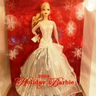 Mattel Barbie 2008 Holiday Barbie - Collector Doll Pink Label 2008 Collection New
