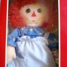 Hasbro Softie RAGGEDY ANN The Original doll with a Heart (1983) NEW