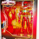 "Bandai Power Rangers Mystic Force 12"" Inch Battlized Red Power Ranger Action Figure New"