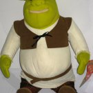 "Dreamworks Shrek Movie 24"" Inch JUMBO Shrek Stuffed Plush By Hasbro New"