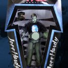"TNA Jakks Pacific Impact WRESTLING Exclusive ""Glow in the Dark"" Jeff Hardy Figure Action Figure New"