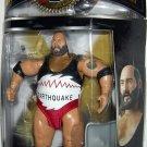WWE Jakks Pacific Classic Superstars Series 6 Action Figure Earthquake [Black, Red & White Attire]