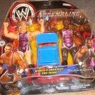 WWE Adrenaline Series 5 World's Greatest Tag Team Charlie Haas & Shelton Benjamin Action Figure