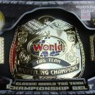 WWE Jakks Pacific Kids Classic World Tag Team Championship Belt Wrestling Champion [Boxed Edition]