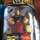 WWE Jakks Pacific Ringside Fest 2004 Convention Ex. Rowdy Roddy Piper Action Figure 1 of 1800 New