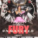 "WWE Jakks Pacific Unmatched Fury Platinum Edition Series 14 Bret ""The Hitman"" Hart Figure New"