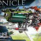 Lego 8941 Bionicle Battle Vehicles Rockoh T3 with Exclusive Pohatu Nova Figure & Blaster (390 Pcs)
